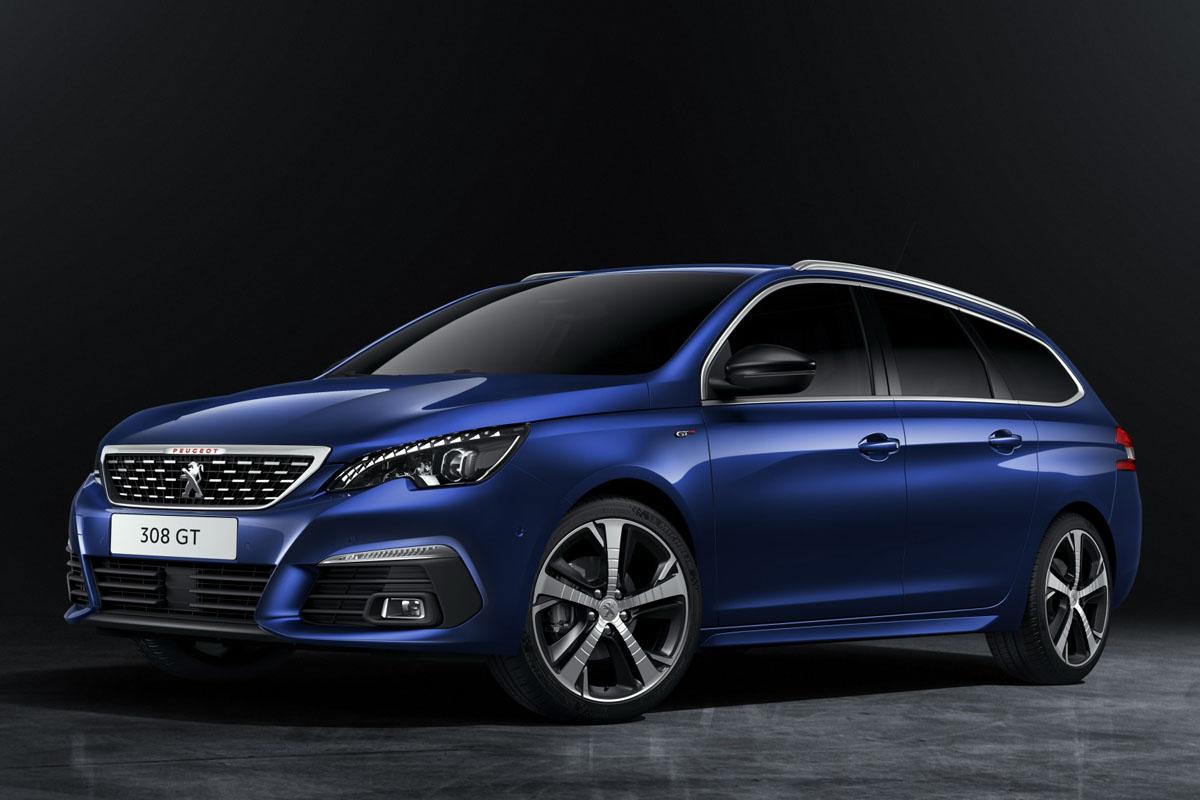 Precios de Peugeot 308 SW 1.6 BlueHDi 120 S&S Allure 6V SW