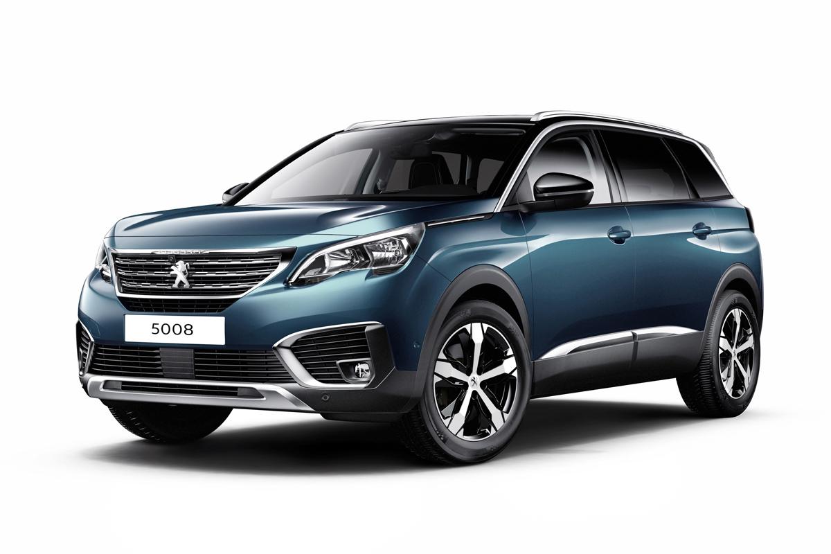 Precios de Peugeot 5008 1.6 BlueHDI 100 S&S Active