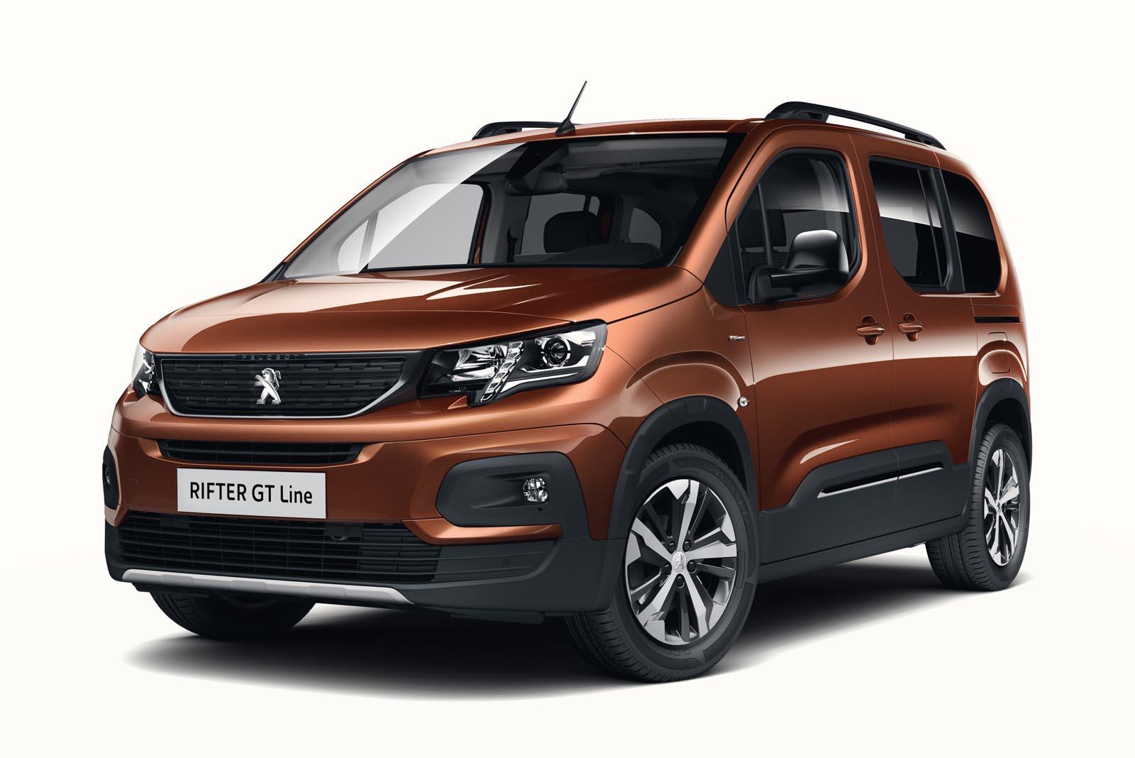 Precios de Peugeot  Rifter
