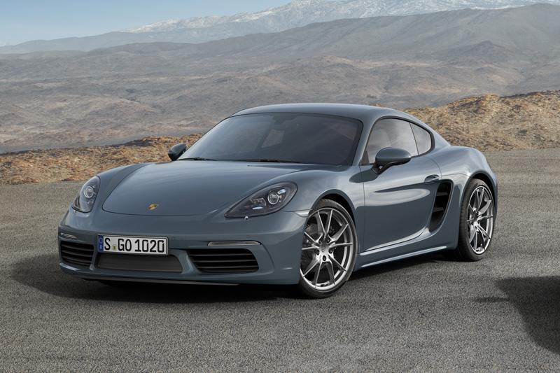 Precios de Porsche 718 CAYMAN