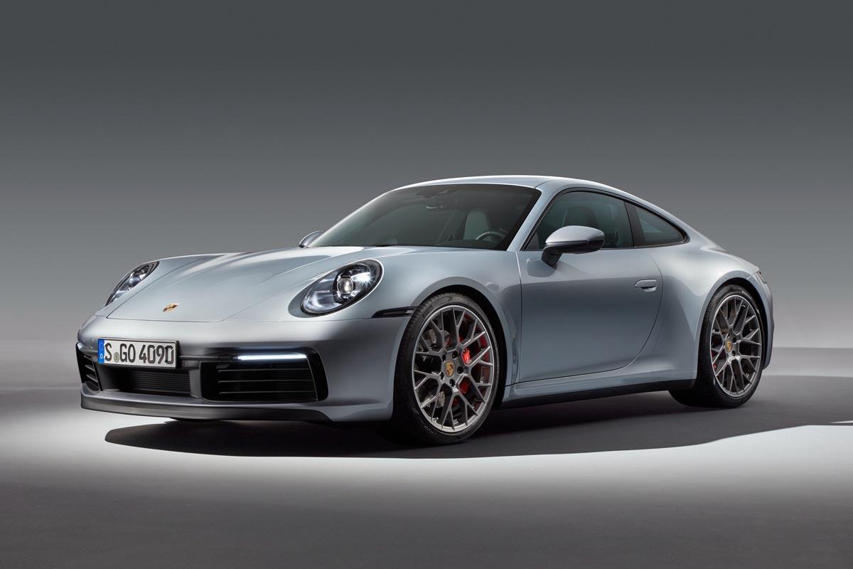Precios de Porsche 911 Coupé 2019 Carrera 4S Coupé Aut. 8V