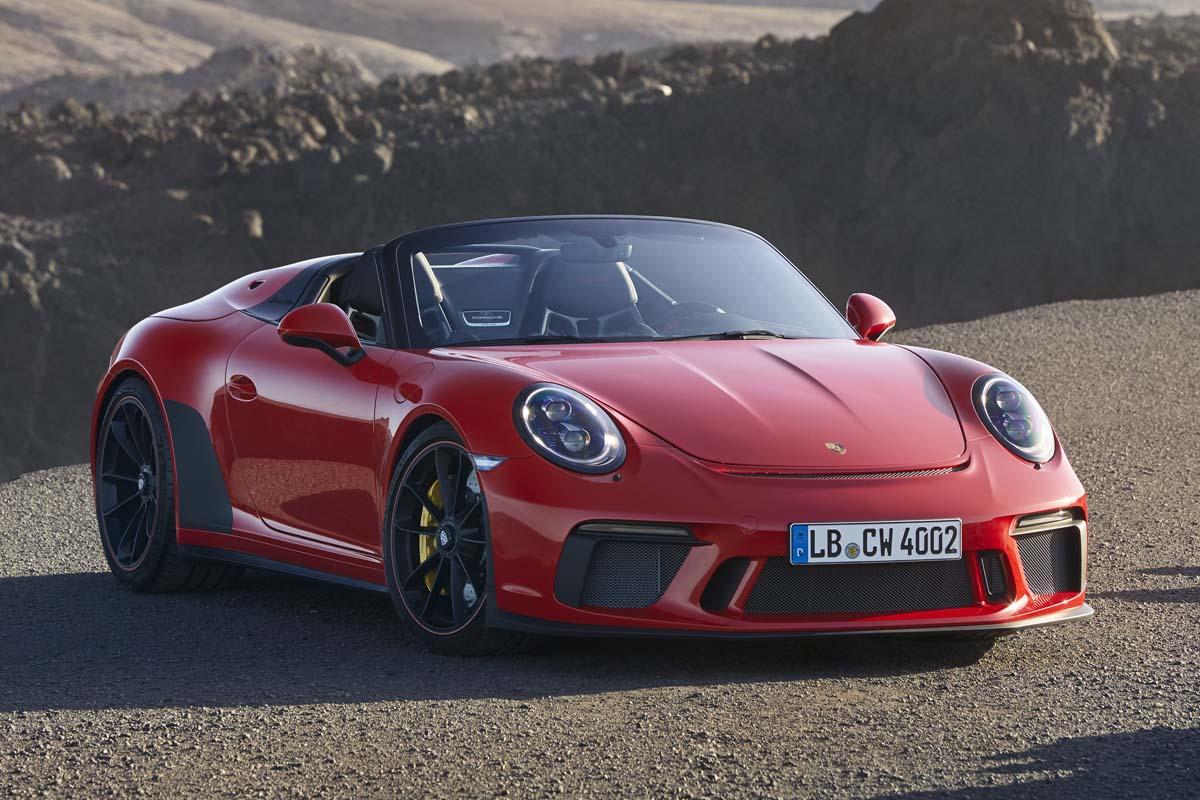 Precios de Porsche 911 Speedster 4.0 6V