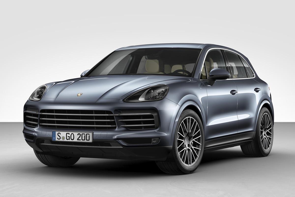 Precios de Porsche Cayenne 2018