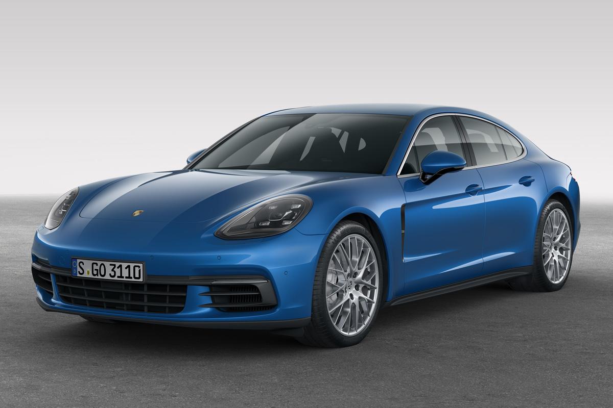 Precios de Porsche Panamera