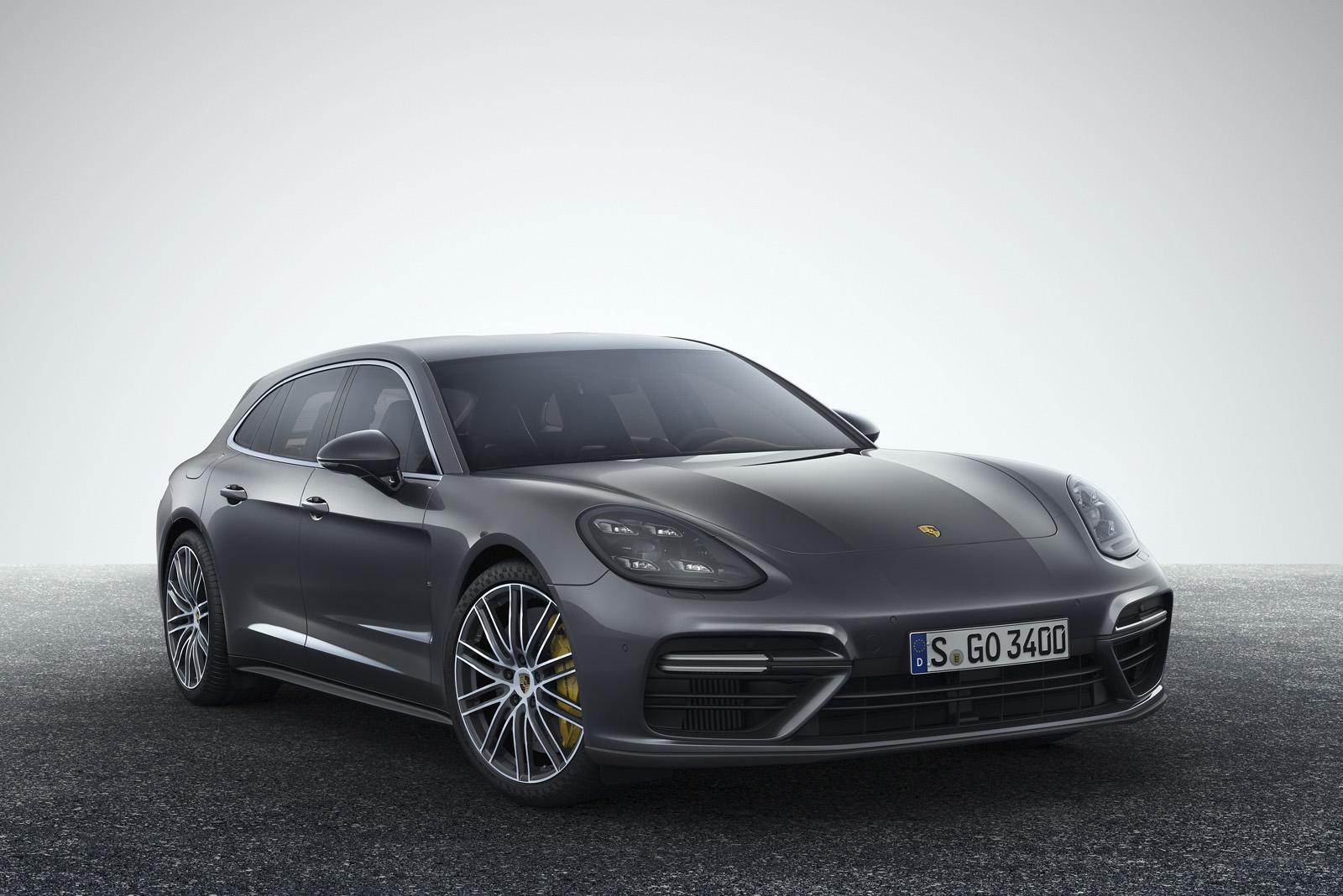 Precios de Porsche Panamera Sport Turismo