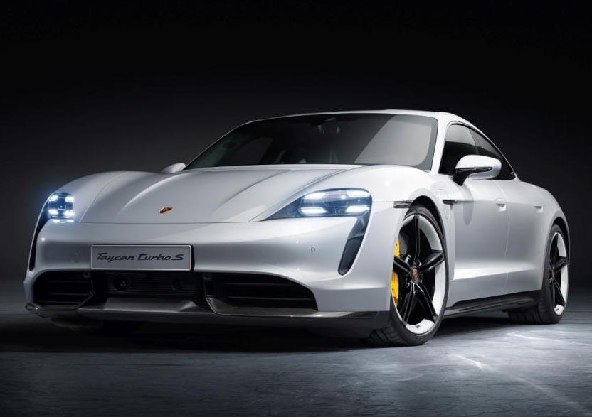 Precios de Porsche Taycan