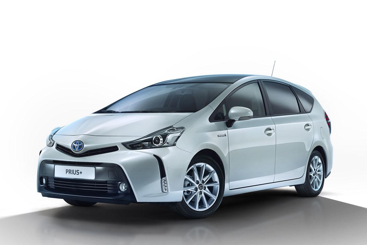Precios de Toyota Prius+ 1.8 Híbrido HSD Eco Aut.