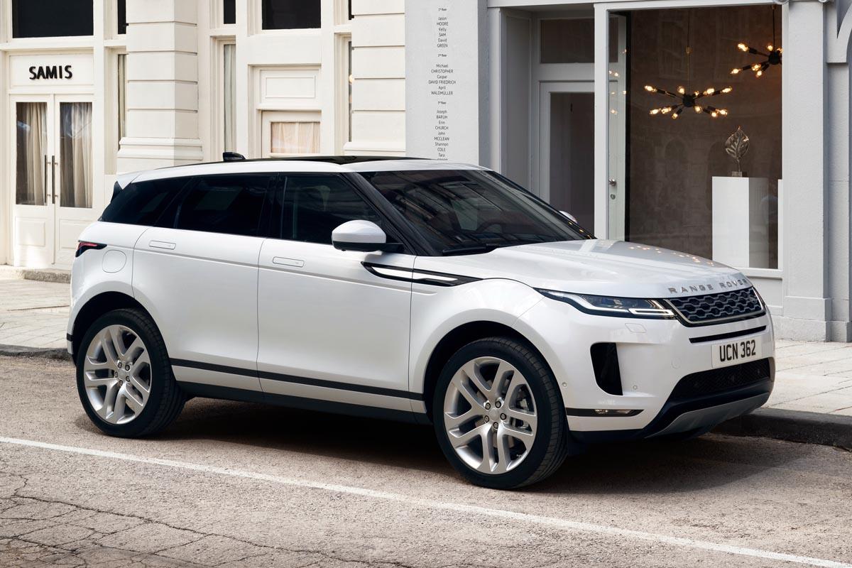 Precios de Land Rover Range Rover Evoque 2019