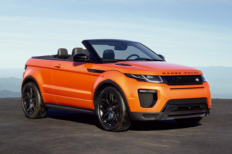 Precios de Land Rover Range Rover Evoque Convertible