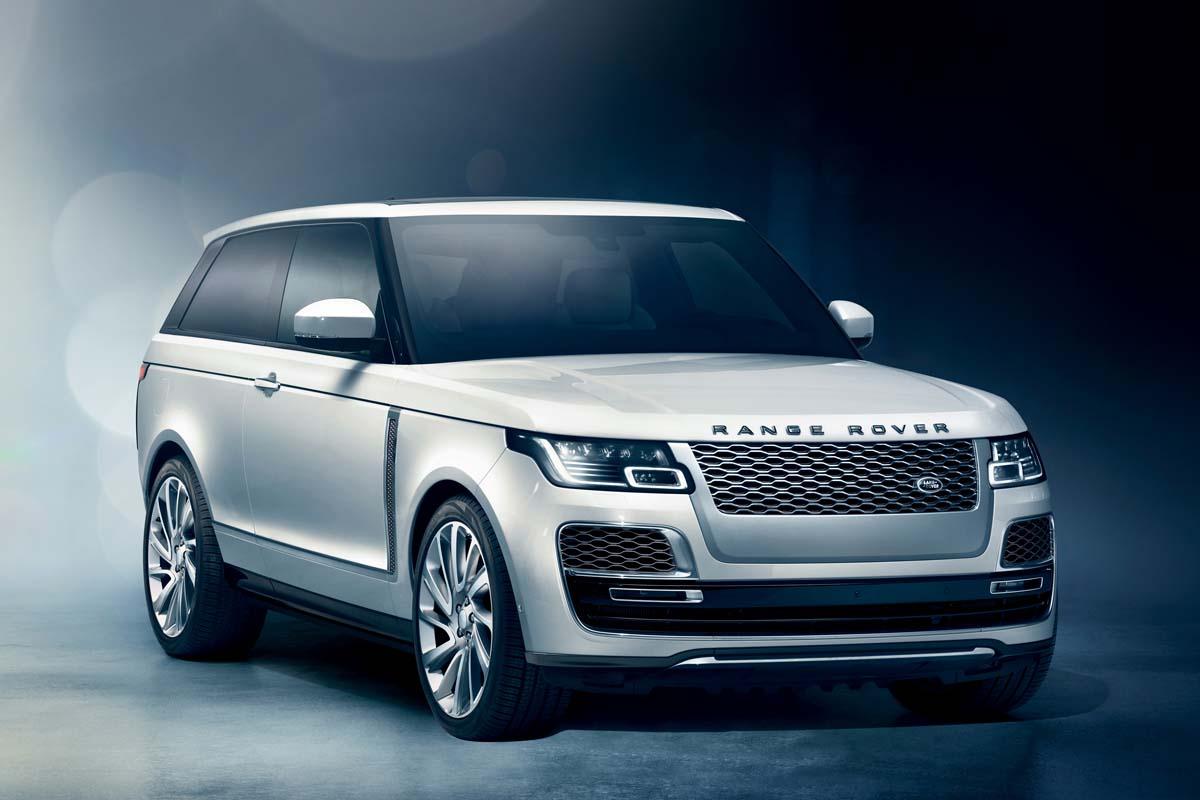 Precios de Land Rover Range Rover SV Coupé