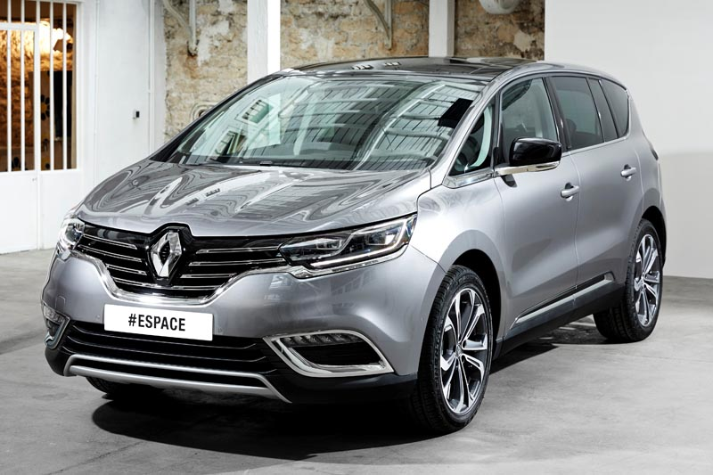 Precios de Renault Espace