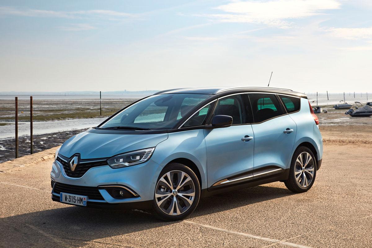 Precios de Renault Grand Scénic 2017 1.7 Blue dCi 150 Limited 6V 7p