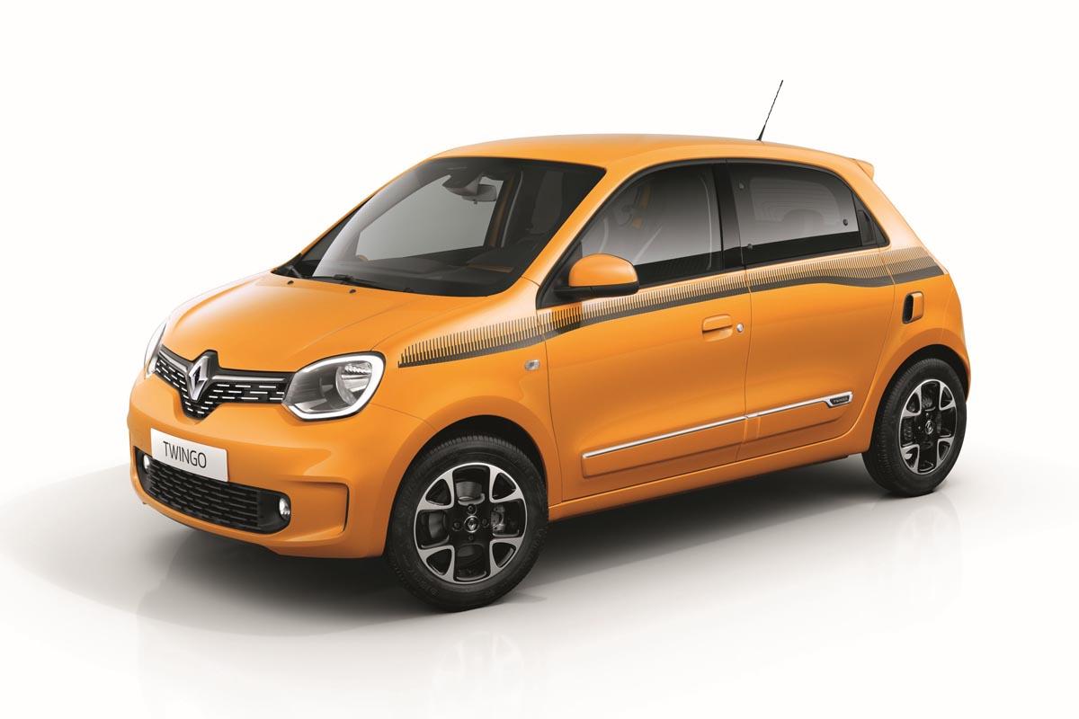 Precios de Renault Twingo 0.9 TCe 95 Le Coq Sportif Aut. 6V