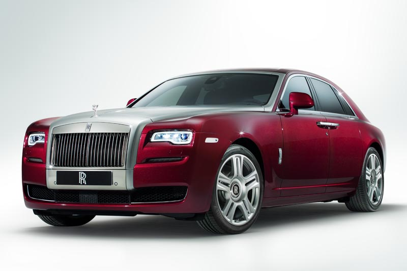 Precios de Rolls-Royce Ghost 6.6 V12 Aut. 8V