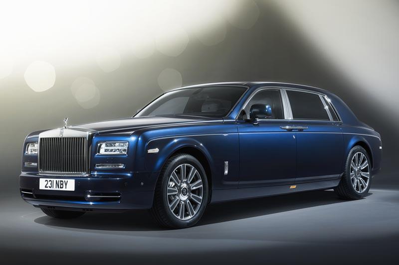 Precios de Rolls-Royce Phantom 6.7 Aut. 6V Extended Wheelbase