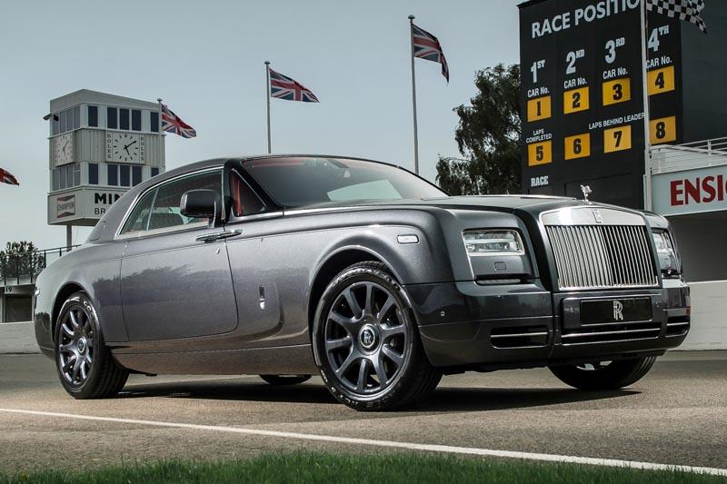 Precios de Rolls-Royce Phantom Coupé 6.7 V12 Aut. 6V Coupé