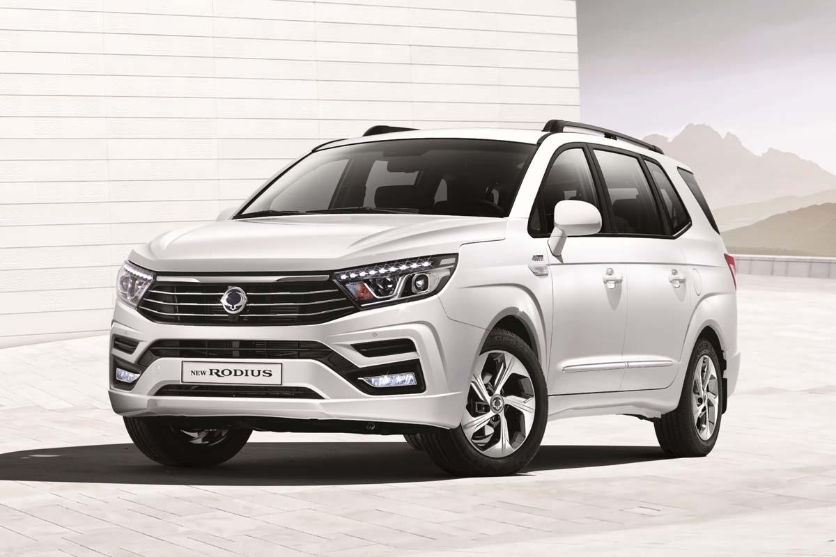 Precios de SsangYong Rodius e-200 XDI Premium 6V
