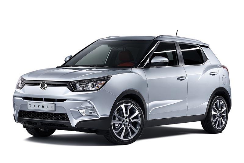 Precios de SsangYong Tivoli G16 4x2 Premium 6V
