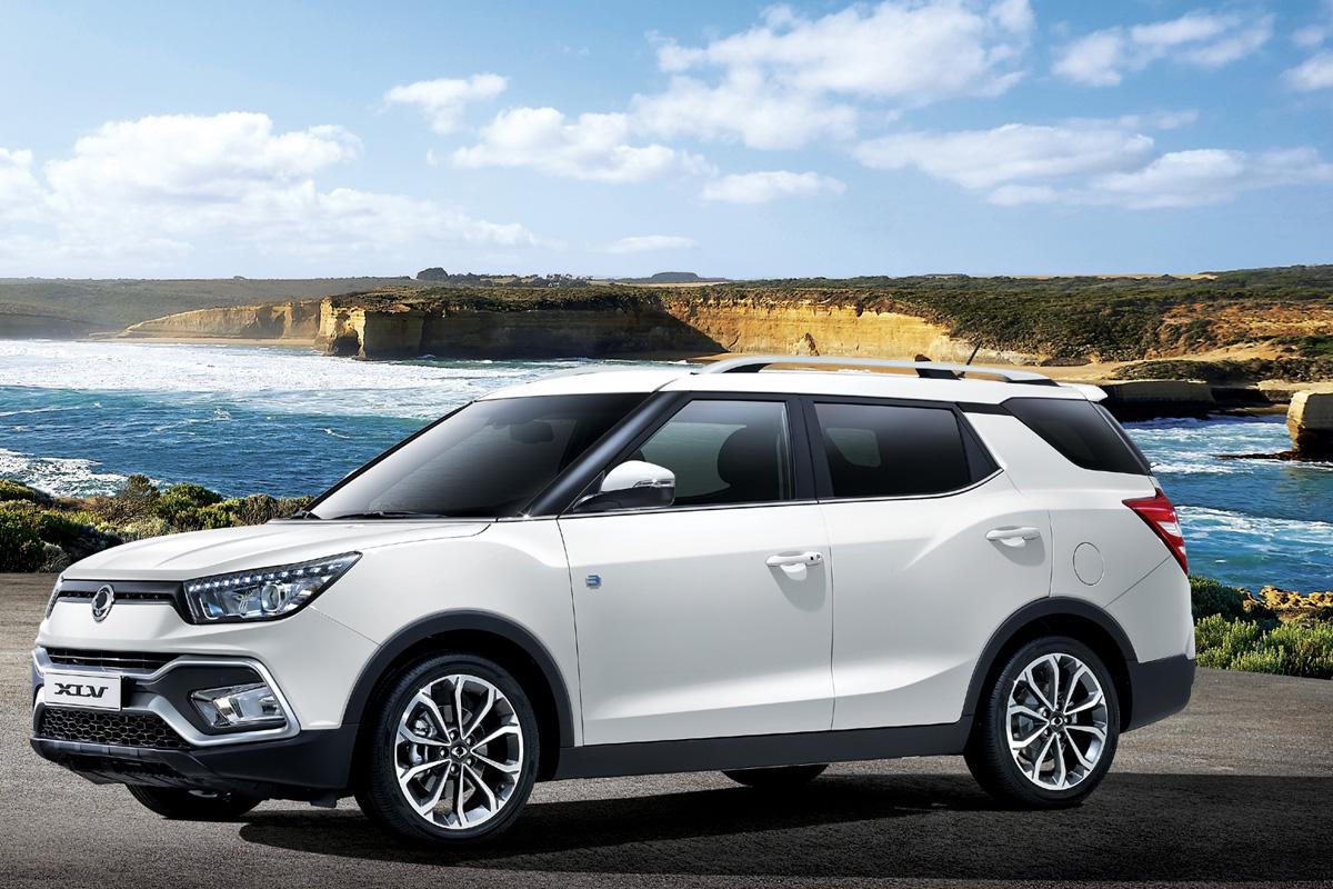 Precios de Ssangyong XLV D16T Premium Aut. 6V
