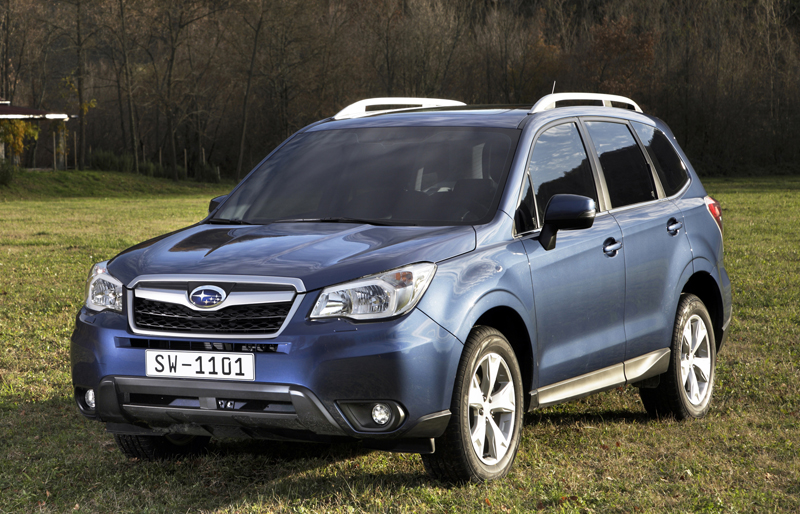 Precios de Subaru Forester 2.0D Executive Plus 6V