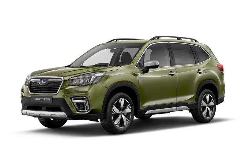 Precios de Subaru Forester 2019 2.0i Hybrid Sport Plus Aut.