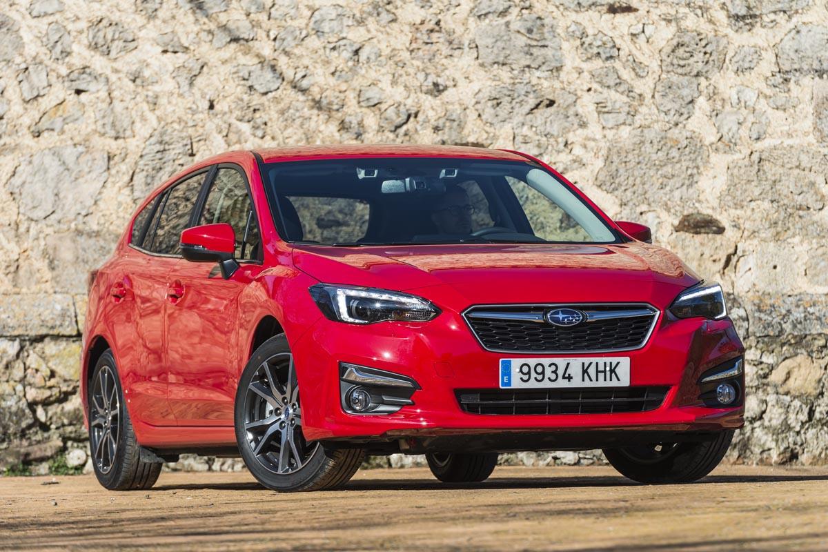Precios de Subaru Impreza 1.6i Sport Aut. 5p