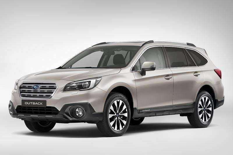 Precios de Subaru Outback 2.5 Executive Aut.