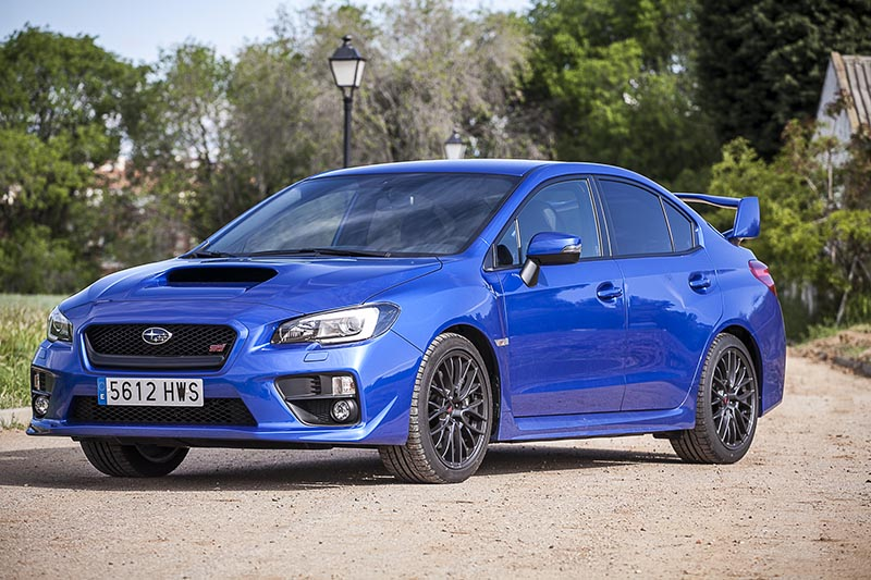 Precios de Subaru WRX STI