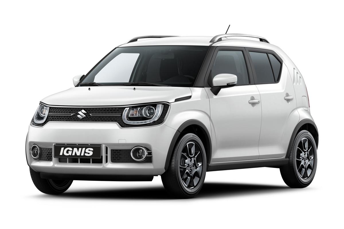 Precios de Suzuki Ignis 1.2 SHVS 90 GLX 5p