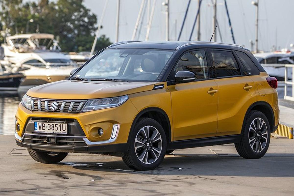 Precios de Suzuki Vitara 1.4T Mild Hybrid GLE 4WD 6V