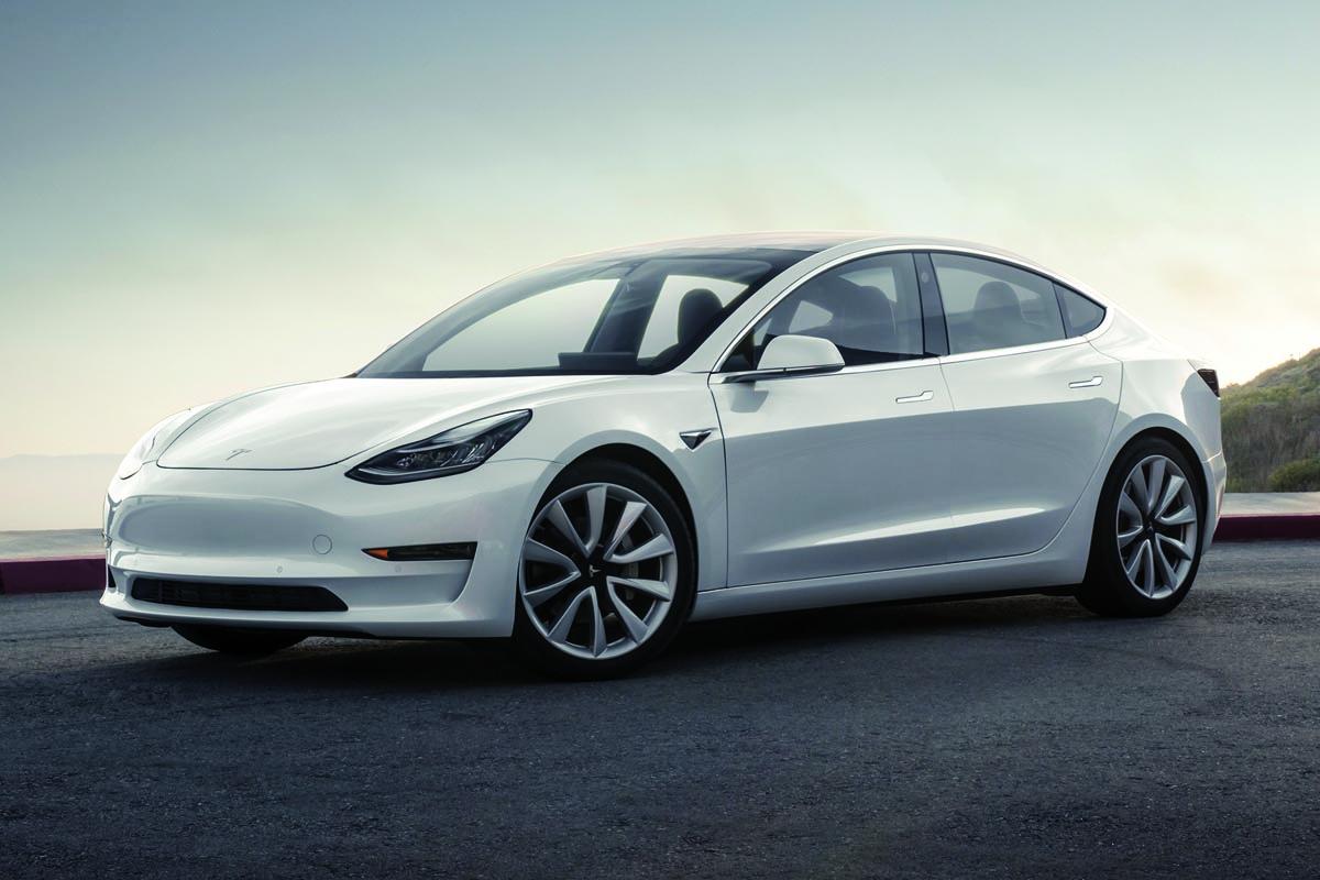 Precios de Tesla Model 3