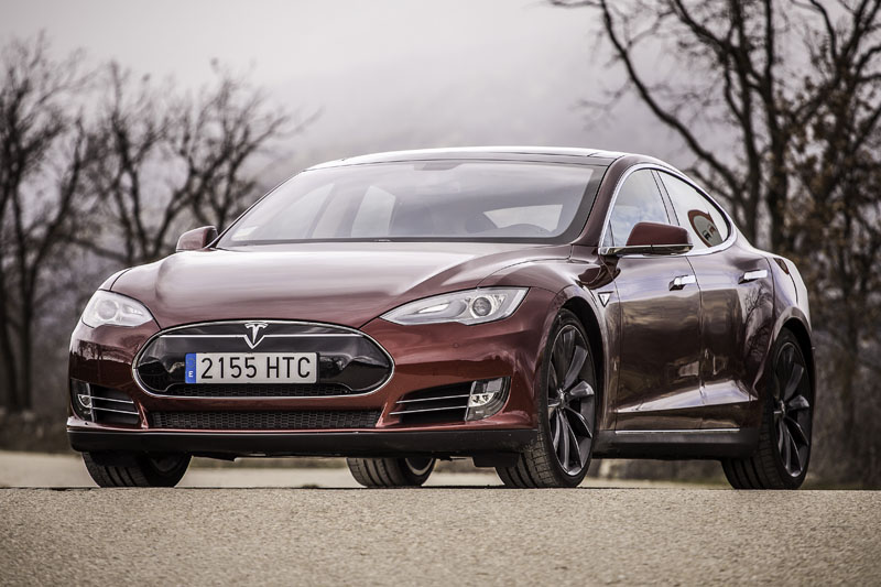 Precios de Tesla Model S 100D 4WD