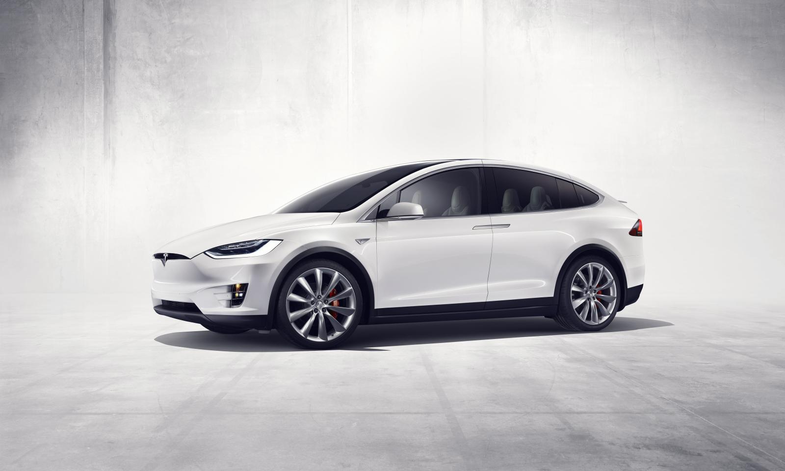 Precios de Tesla Model X