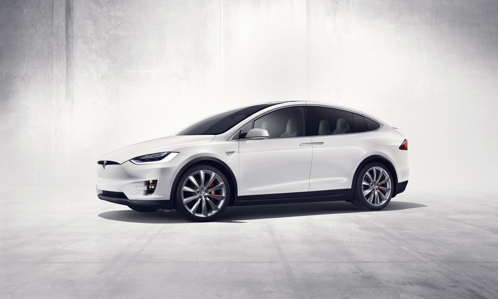 Precios de Tesla Model X Ludicrous Performance