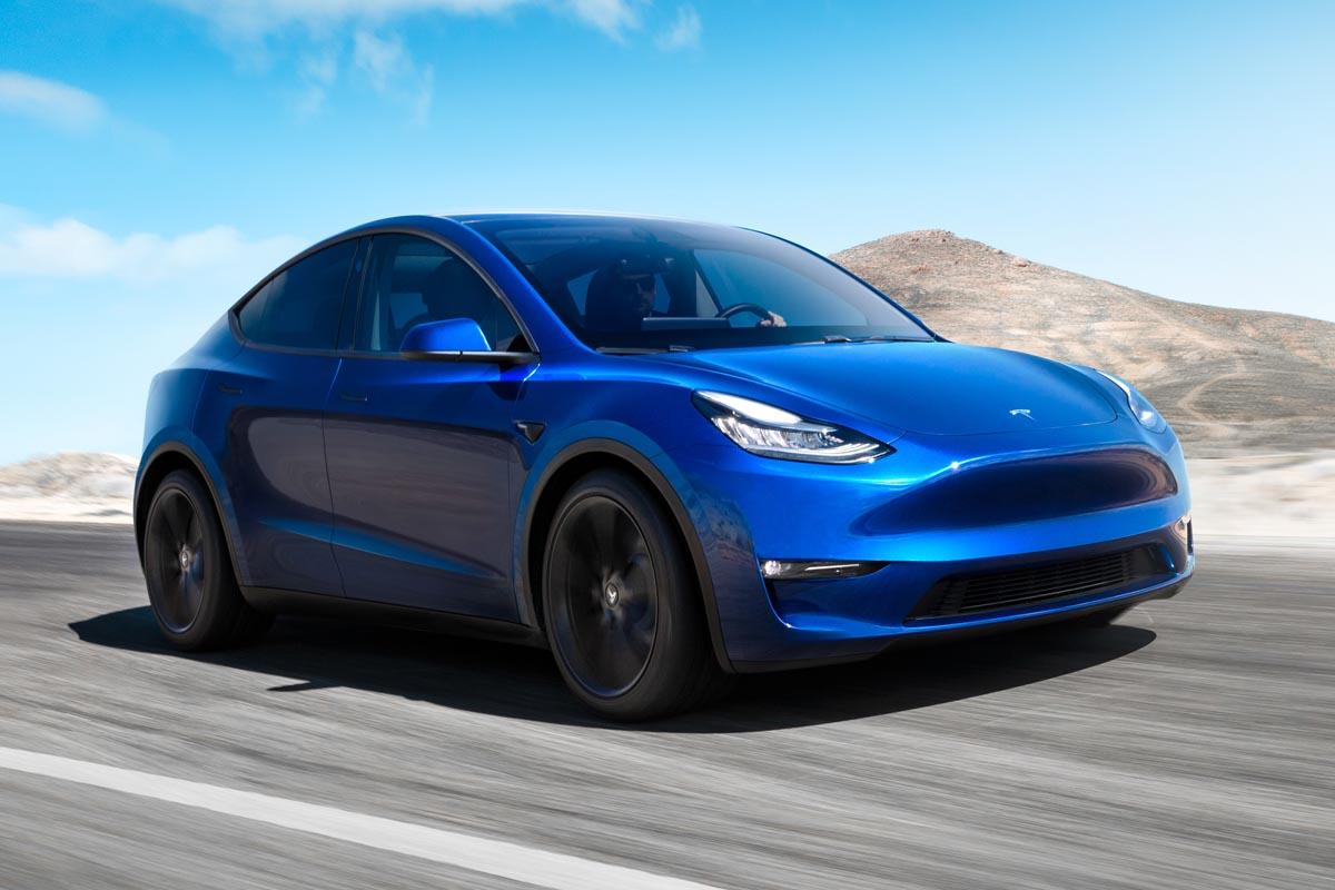 Precios de Tesla Model Y