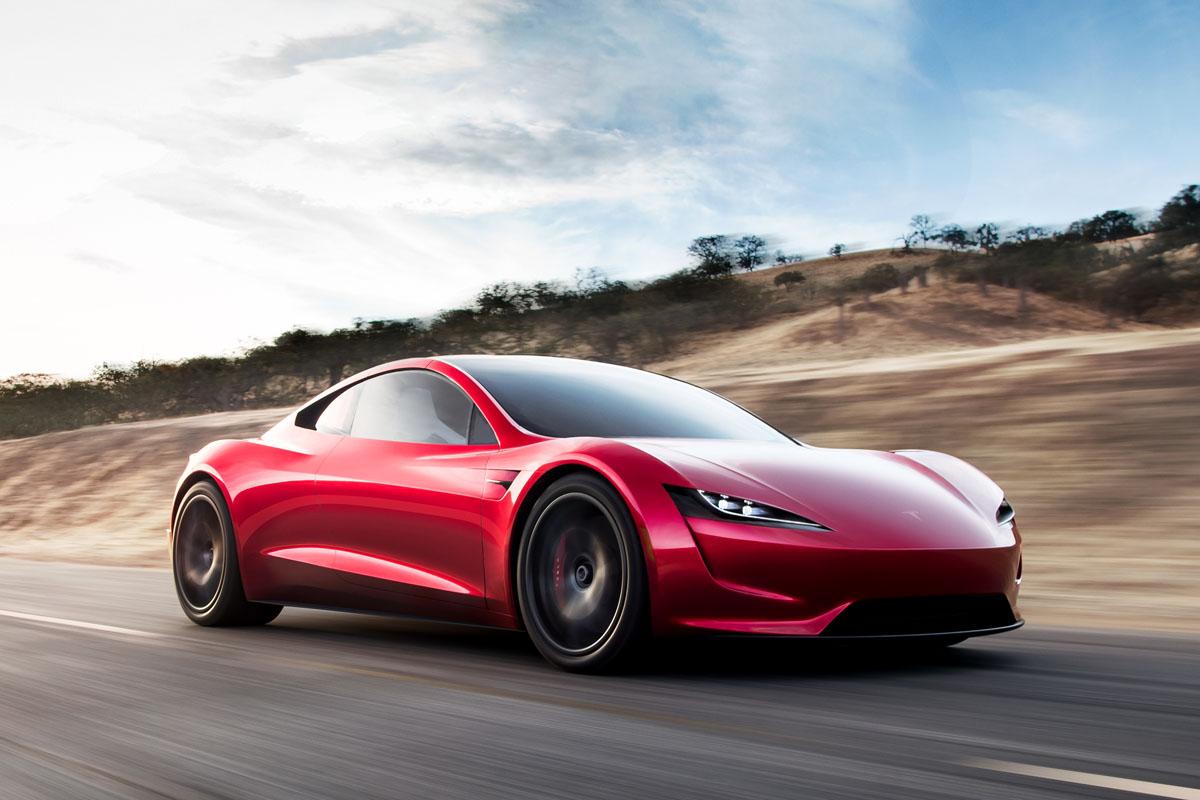 Precios de Tesla Roadster