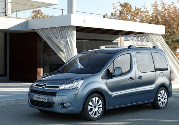 Precios de Citroën Berlingo