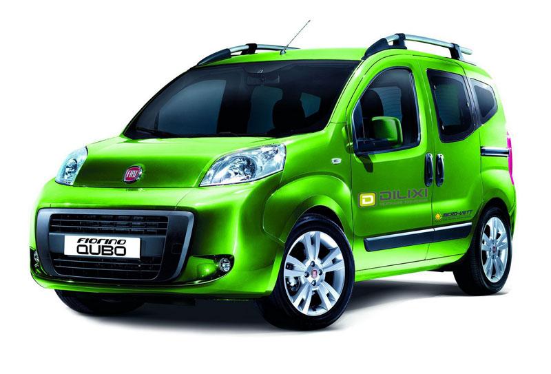 Precios de Fiat Fiorino BEV
