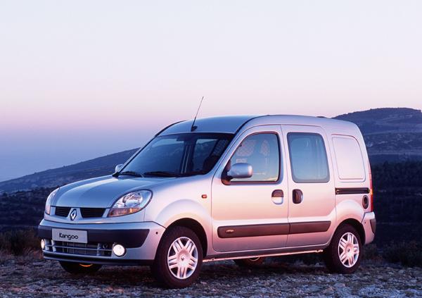 Precios de Renault Kangoo Campus Combi 1.5 dCi