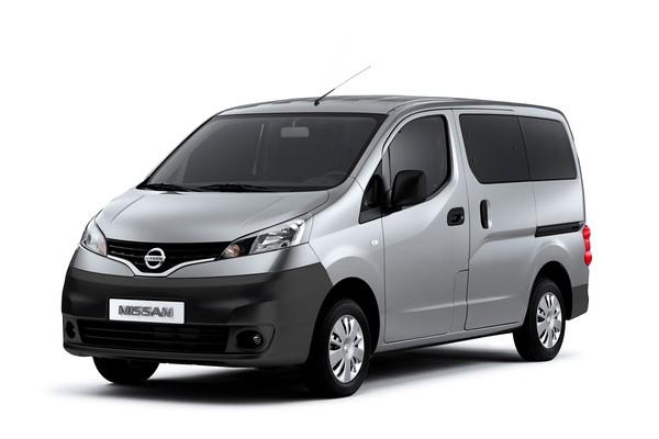 Precios de Nissan NV200