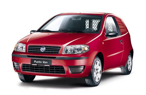 Precios de Fiat Punto Van