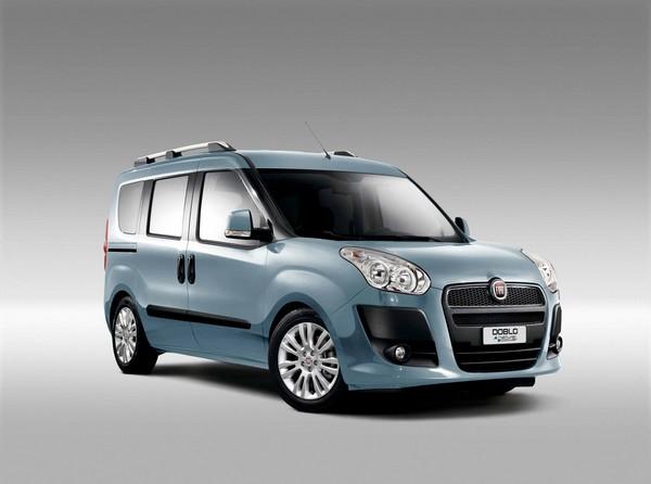 Precios de Fiat Doblo