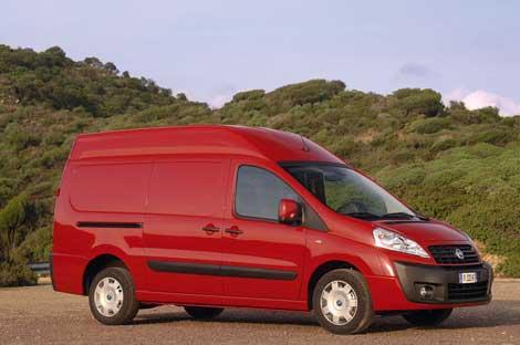 Precios de Fiat Scudo Furgón 12 Comfort Largo Techo Alto 2.0 MJT 120 6V
