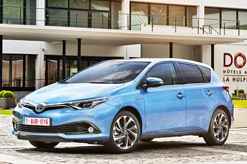 Precios de Toyota Auris 5p 140H e-CVT Business 5p