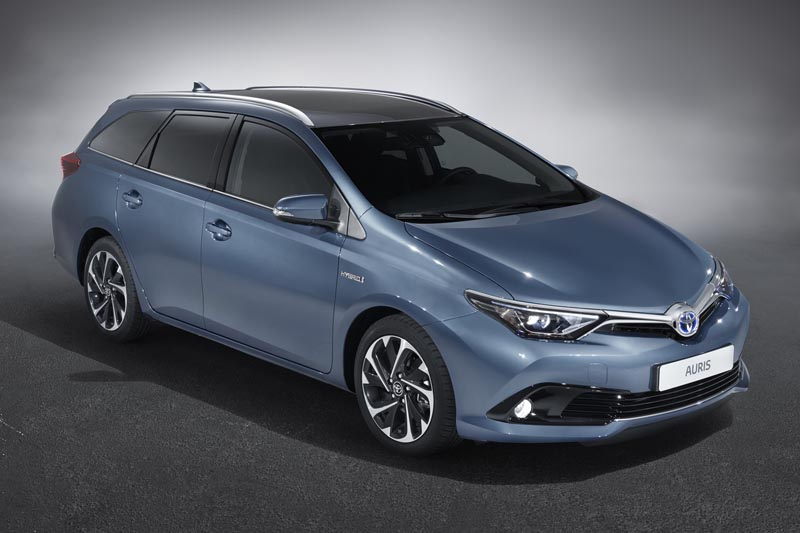 Precios de Toyota Auris Touring Sports 140H e-CVT Business Touring Sports