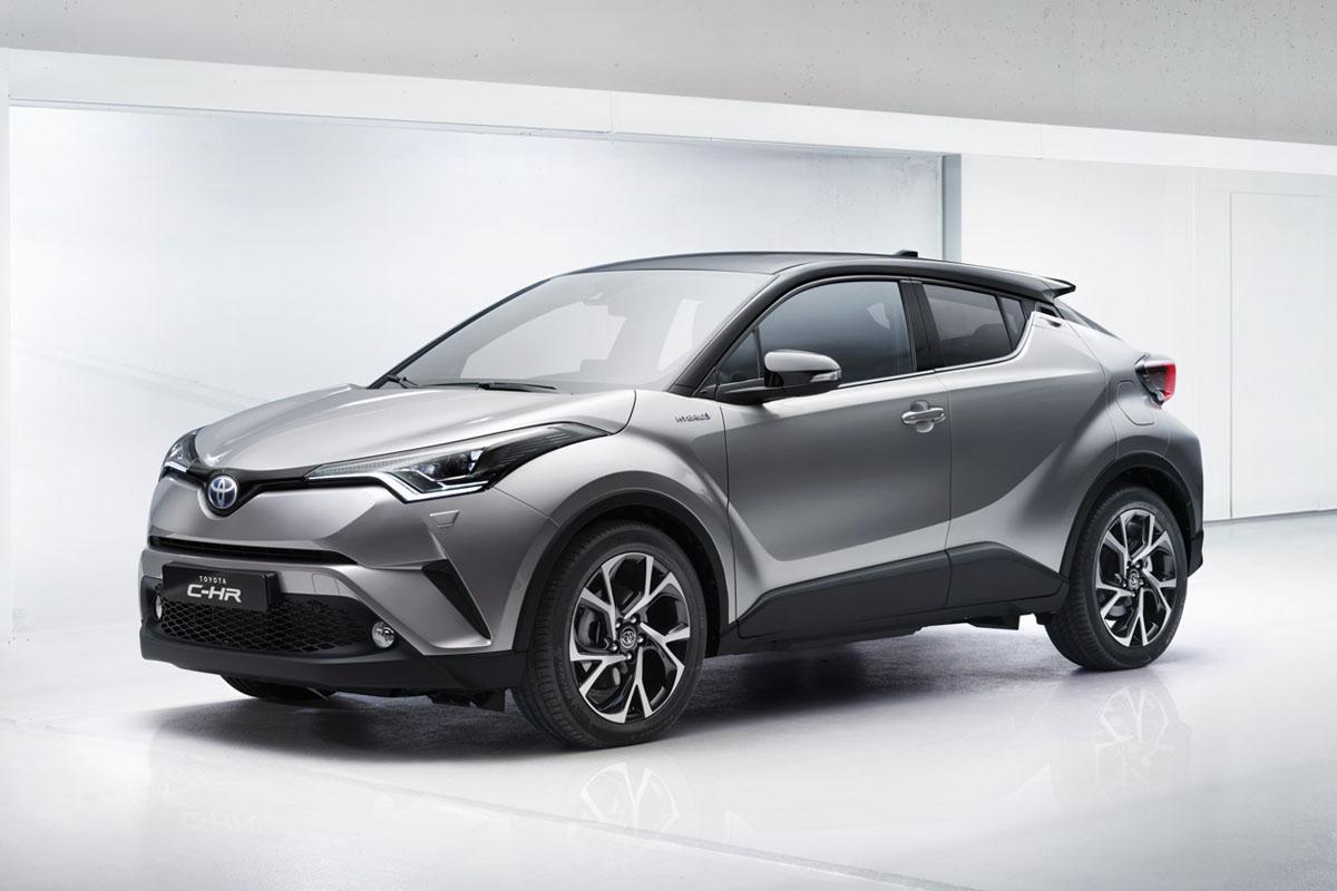 Precios de Toyota C-HR 1.8 Hybrid Aut. Active