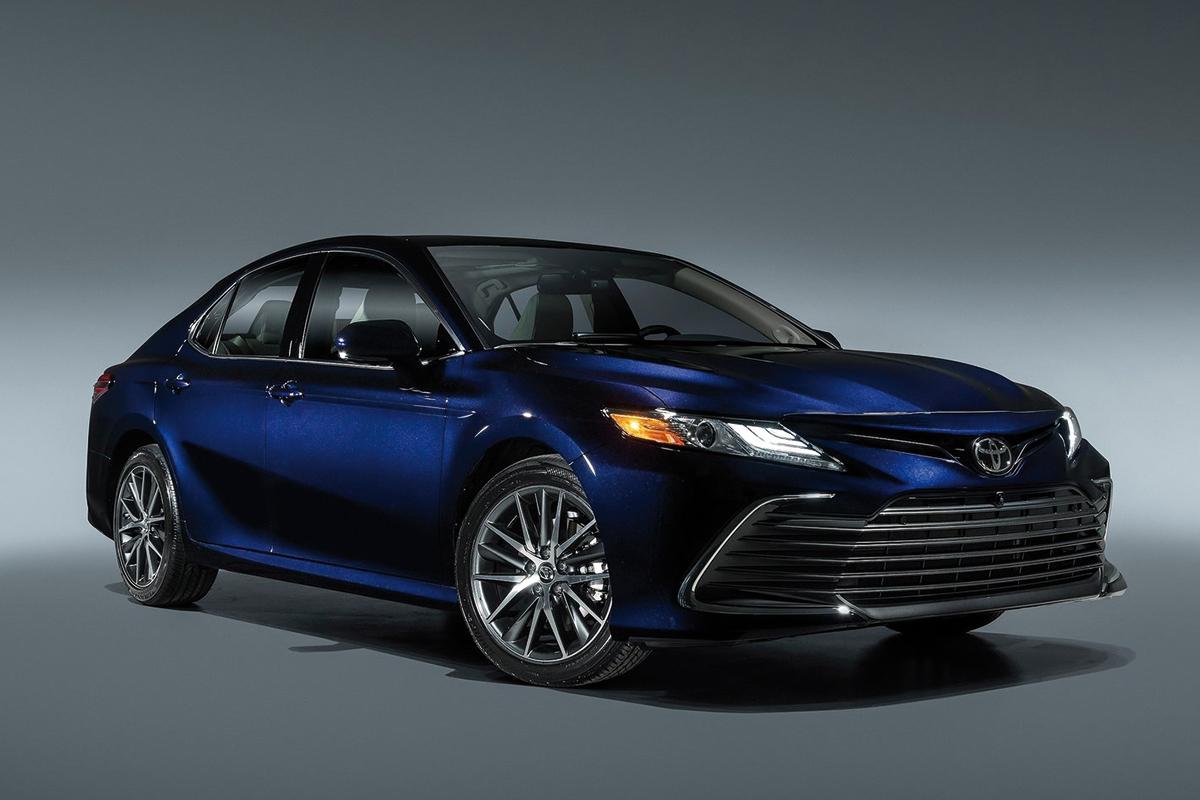 Precios de Toyota Camry 2.5 Hybrid Luxury Aut.