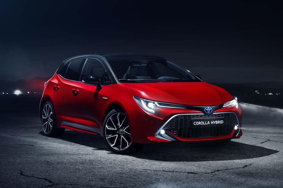 Precios de Toyota Corolla 5p Hybrid 125H Business Plus Aut. 5p