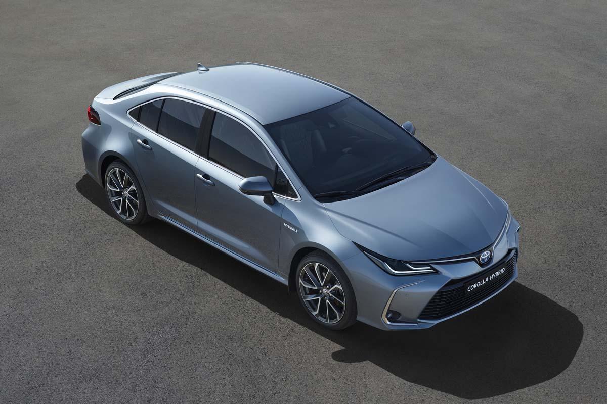 Precios de Toyota Corolla Sedán  Hybrid 125H Business Plus Aut. 4p
