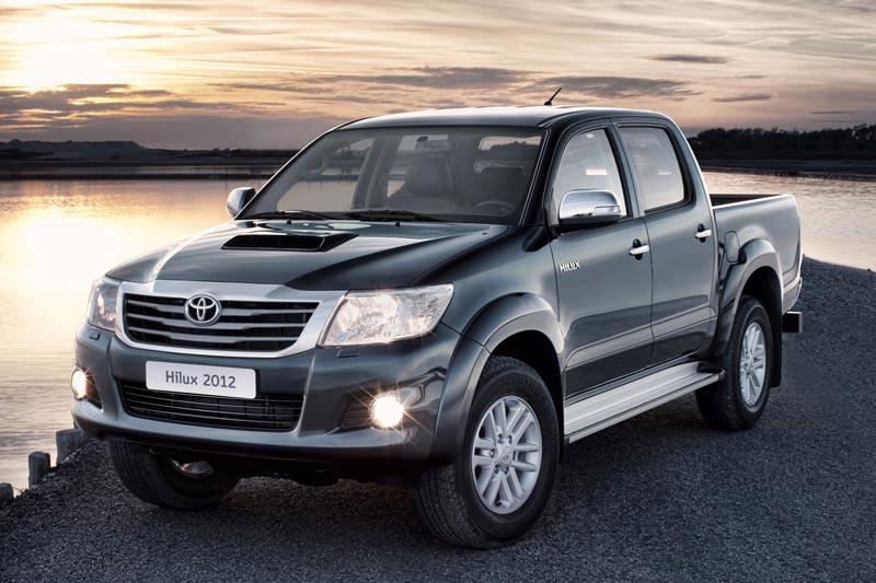 Precios de Toyota Hilux 3.0 D-4D VX Doble Cabina Aut.